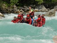 Rafting Tarom, DMD