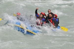 Da li je rafting opasan?