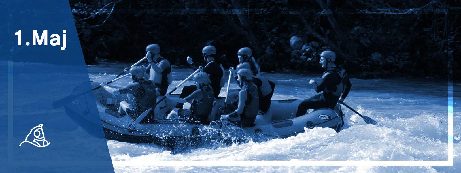 Prvomajski Rafting