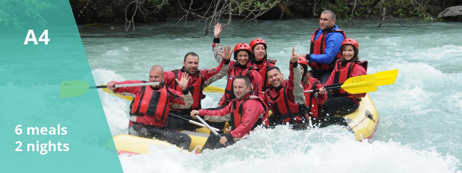 Rafting Adrenaline 4