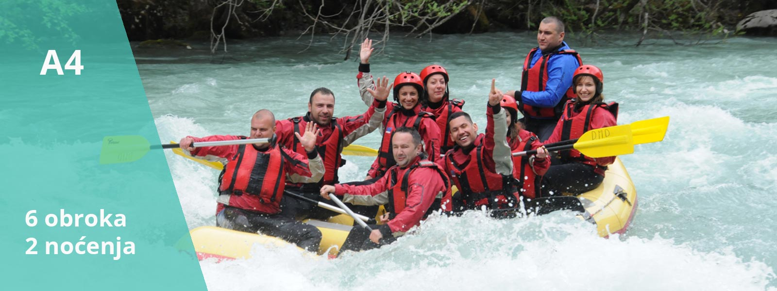 Rafting Adrenalin 4