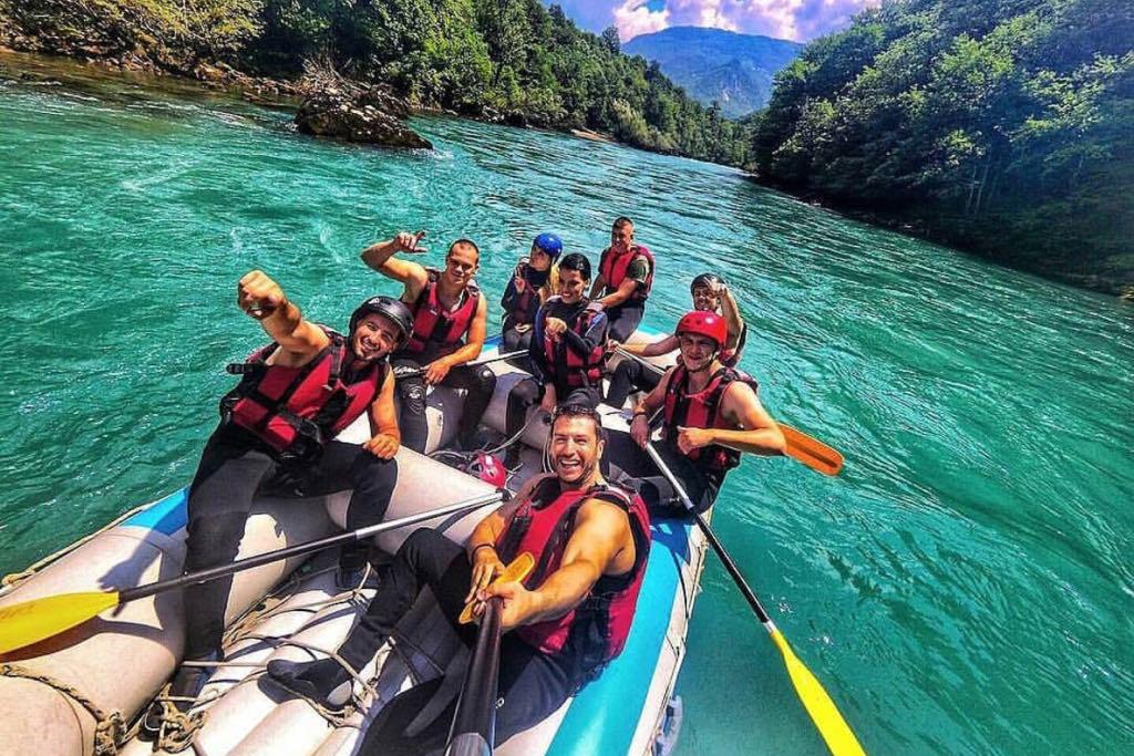DMD Kamp - Tara Rafting